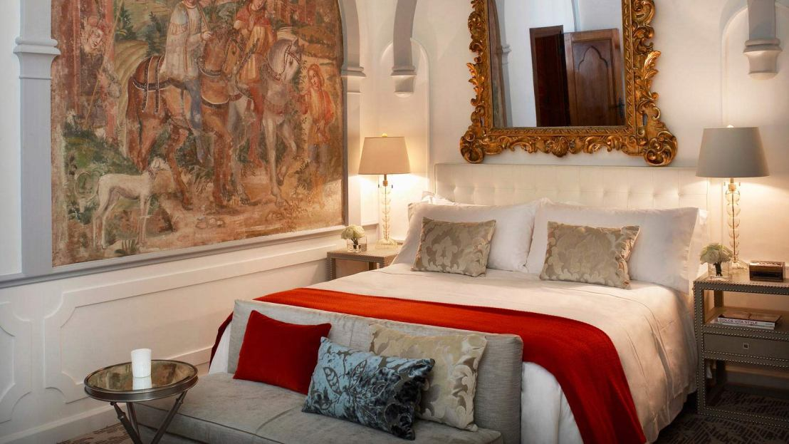 Deluxe Room at St Regis Florence