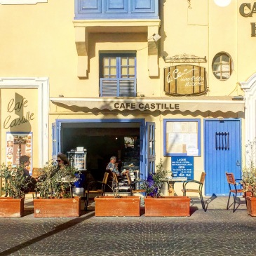 Cafe Castille in Velletta