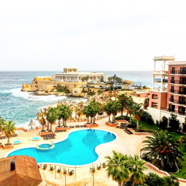 The Westin Hotel in Malta