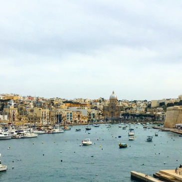 Valletta views